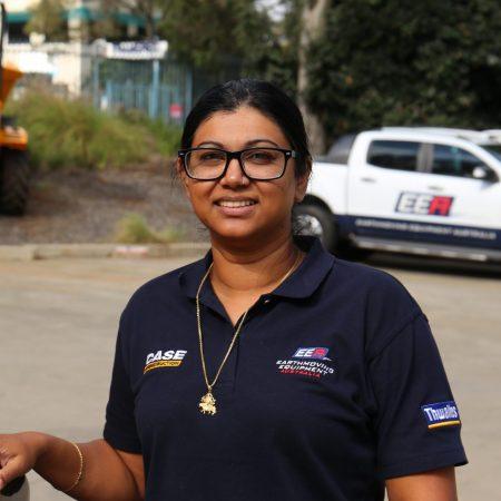 Pricilla Rao